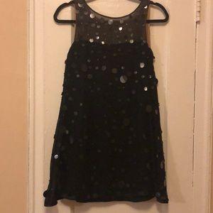 Nanette Lepore Paillettes dress